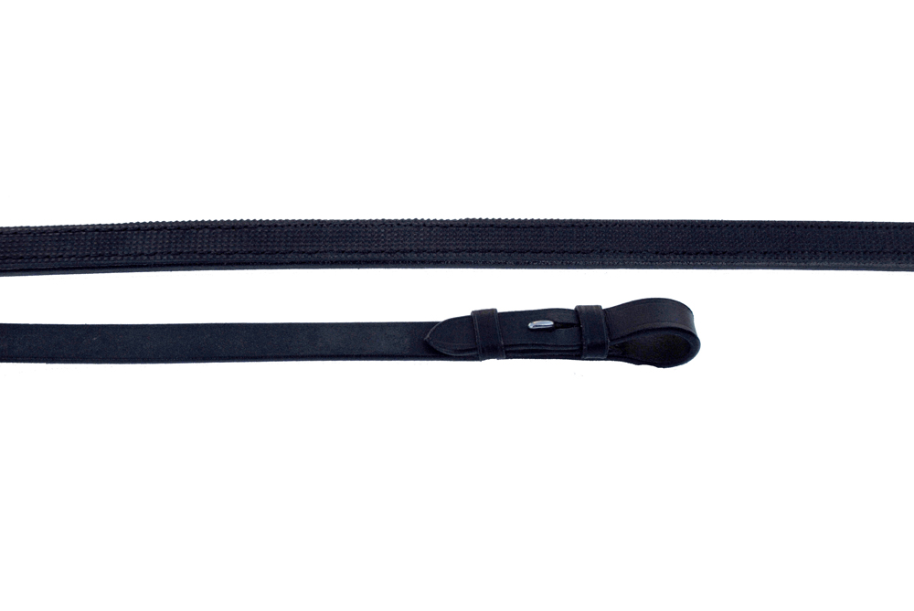 Heritage English Leather Inside Grip Reins 54""
