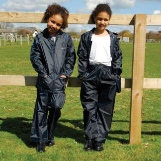 Regatta Childs Waterproof Over Trousers