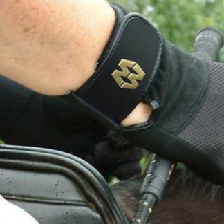 MacWet Mesh Equestrian Gloves - Long cuff
