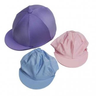 Harlequin Lycra Hat Covers - Plain Colours