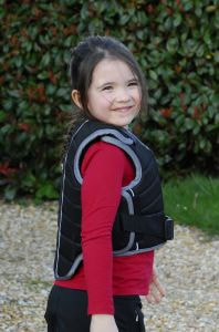 Rhinegold Pro-Comfort Childs Body Protector. Beta Level 3