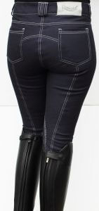 Rhinegold Stretch Denim Jodhpurs