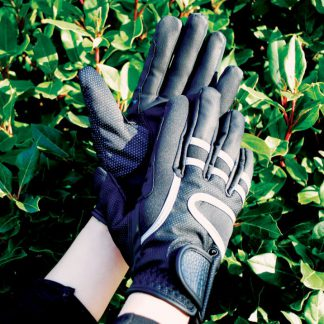 Rhinegold Thinsulate Velcro Cuff Winter Riding Gloves