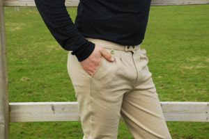 Rhinegold Men's Essential Breeches