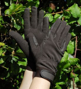 Rhinegold Winter Cotton Pimple Gloves