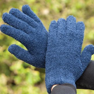 Harlequin Chenille Magic Gloves