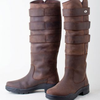 Rhinegold Elite' Colorado Leather Country Boots
