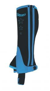 Rhinegold Children's Synthetic Half Chaps