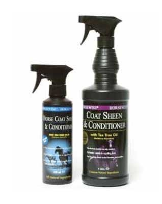 Horsewise Coat and Contioning Spray - 1L