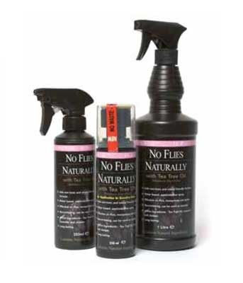 Horsewise No Flies Naturally - 350ml Fly Spray