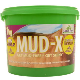 Global Herbs Mud-X - 1kg Tub