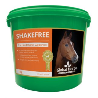 Global Herbs Shakefree - 1kg Tub