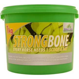 Global Herbs StrongBone - 1kg Tub