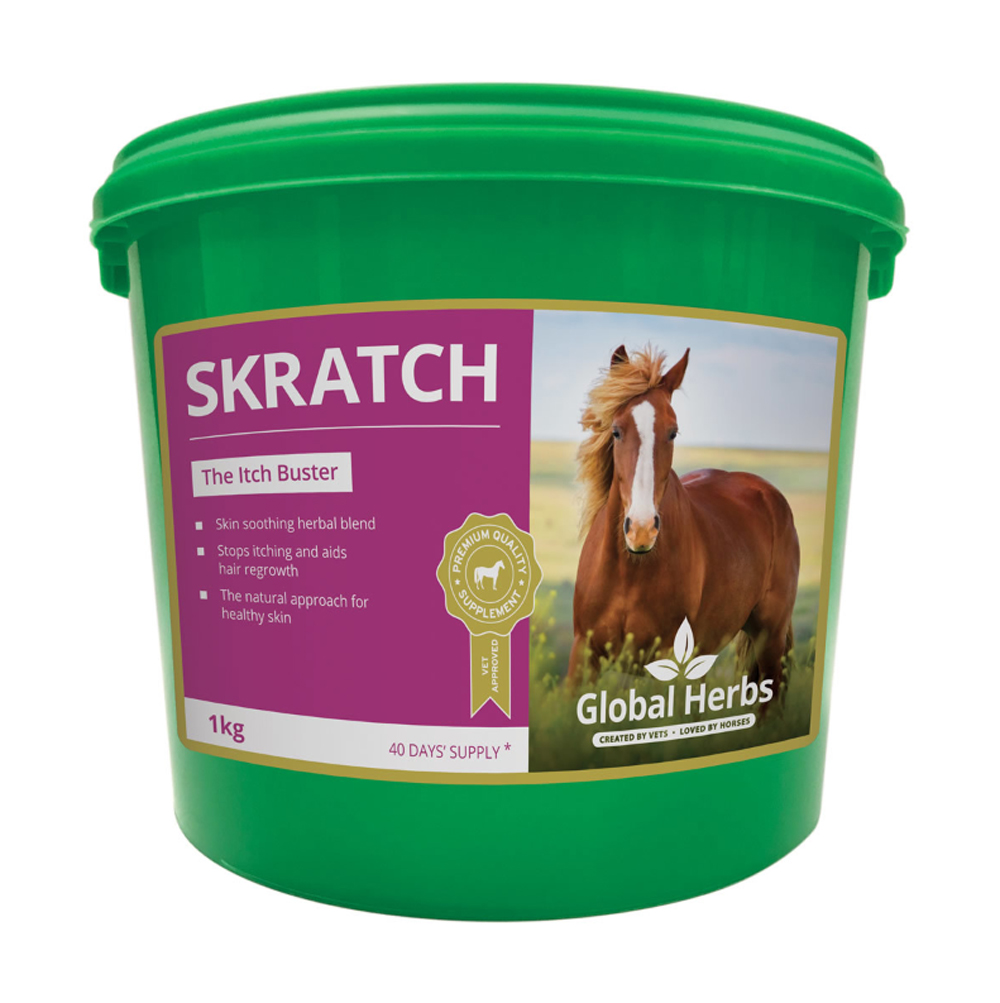 Global Herbs Skratch - 1kg Tub