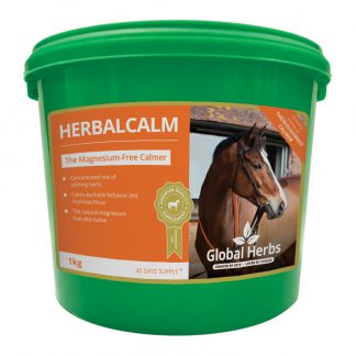 Global Herbs HerbalCalm - 1kg Tub