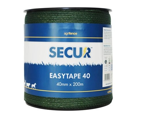 Agrifence Green Easytape 40mm x 200m