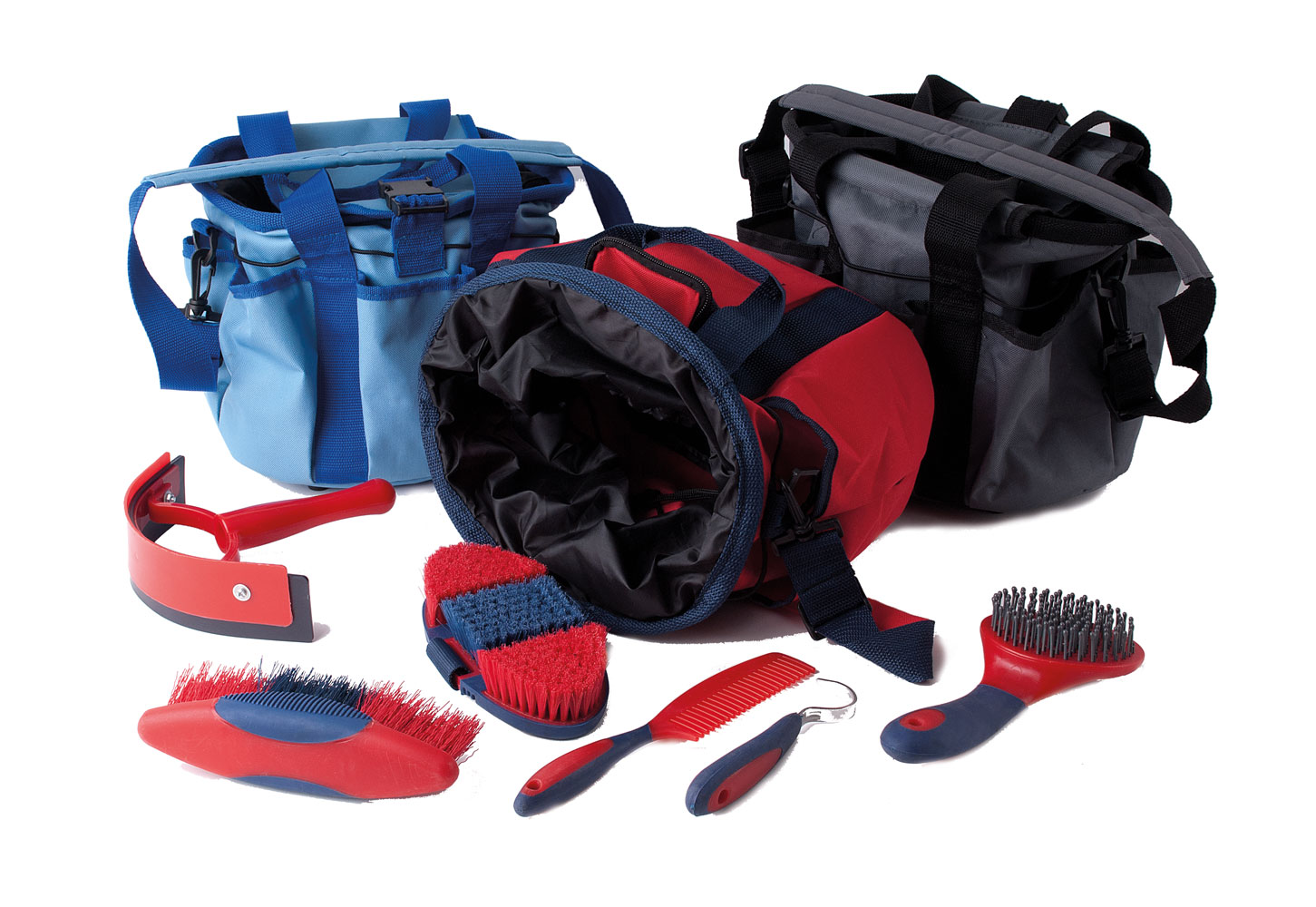 Rhinegold Complete Soft Touch Grooming Kit with Bag - Luggage Range