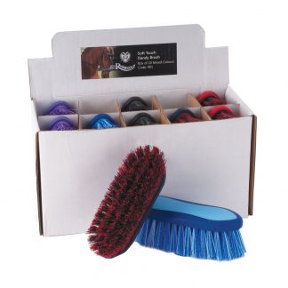 Rhinegold Soft Touch Dandy Brush