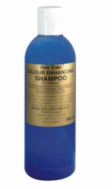 Gold Label Shampoo - Colour Enhancing 500ml