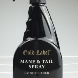 Gold Label Ultimate Mane & Tail Conditioning Spray 500ml