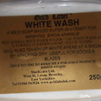 Gold Label Whitewash 250g