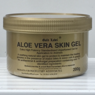 Gold Label Aloe Vera Skin Gel 200g