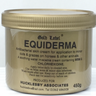 Gold Label Equiderma 450g