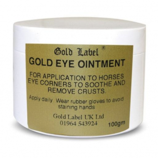 Gold Label Eye Ointment 100g