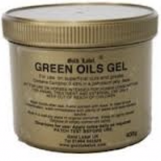Gold Label Green Oils Gel 400g