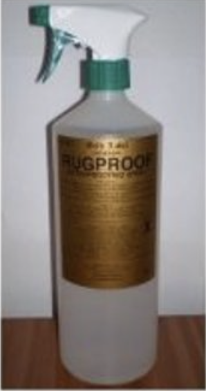 Gold Label Rug Proof Spray 1l