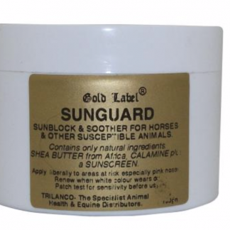 Gold Label Sun Guard 100g