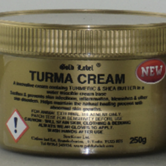 Gold Label Turma Cream 250g