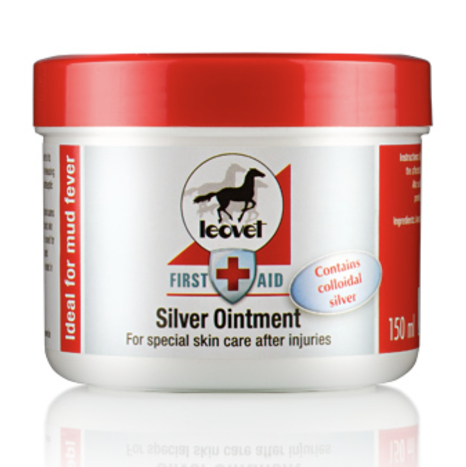 Leovet Silver Salve/Ointment 150ml