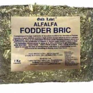 Gold Label Fodder Bric 1kg