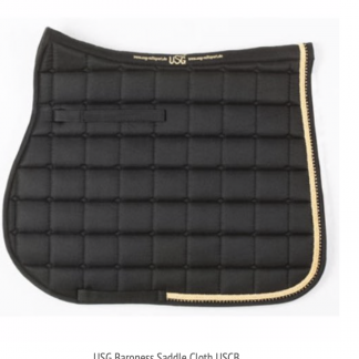 USG Baroness Saddle Cloth