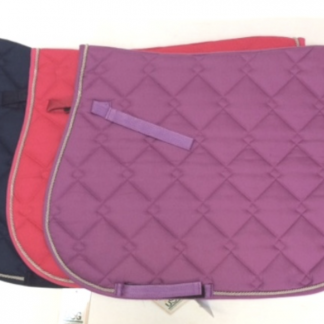 USG Plain Quilted Saddle Cloth