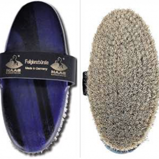 Haas 'Fellglanz' Soft Horse Hair Brush
