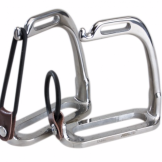 Peacock Safety Stirrup Irons