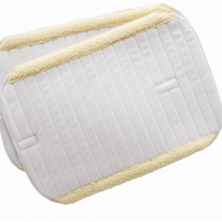 Bandage Pads with Faux Fur Lining