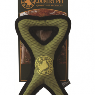 Country Pet Ballistic Tug Toy