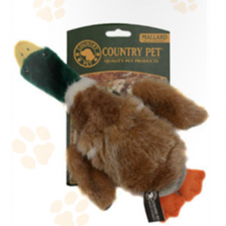 Country Pet Mallard Toy