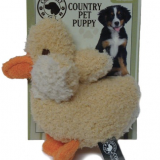 Country Pet Puppy Toy Duck