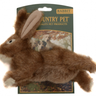 Country Pet Rabbit Toy