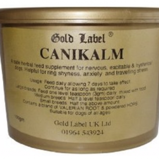 Gold Label Canikalm Daily for Dogs 100g