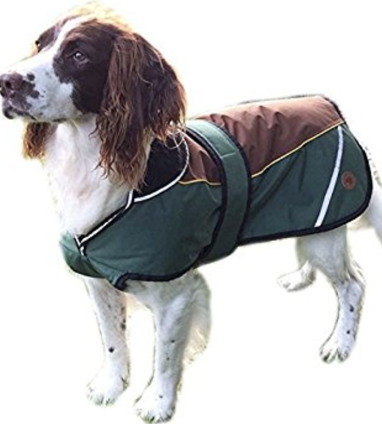 Country Pet Waterproof & Reflective Dog Coat