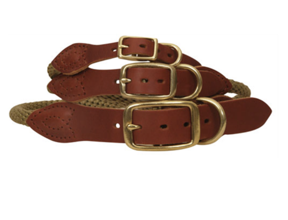 Country Pet Luxury Rope Lead