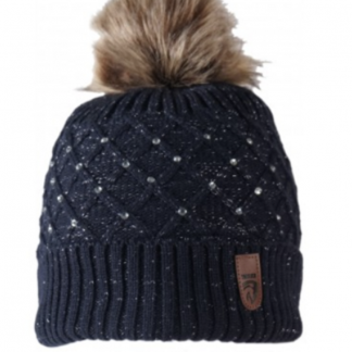Horka Knitted Hat with Sparkle 'Shelly'