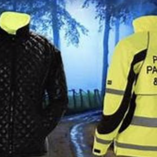 Equisafety Inverno Reversible Jacket