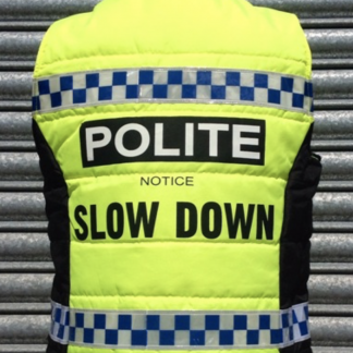 Equisafety Polite Padded Gilet