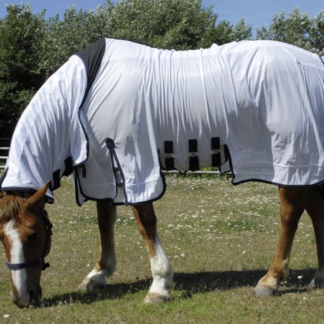 Rhinegold Sahara Full Neck Fly Rug